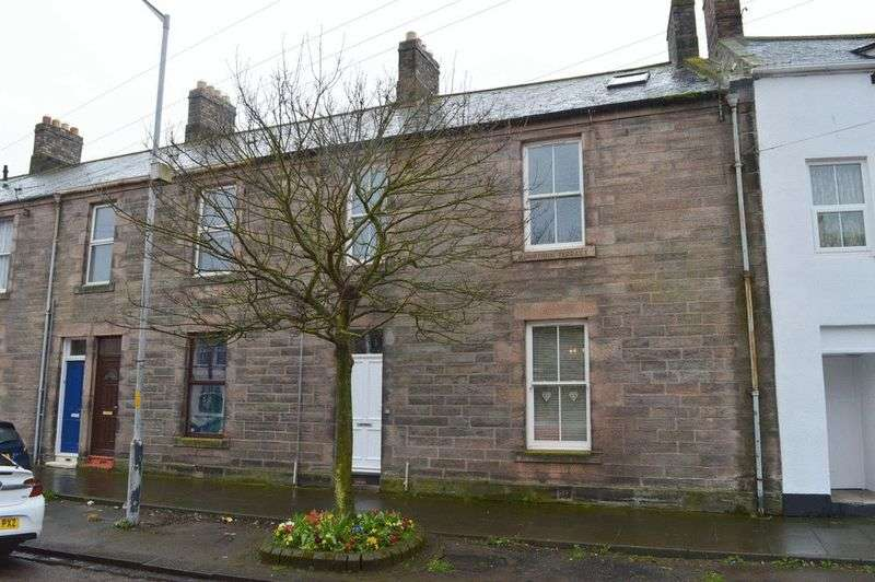 3 Bedrooms Terraced House for sale in Main Street, Spittal, Berwick-Upon-Tweed