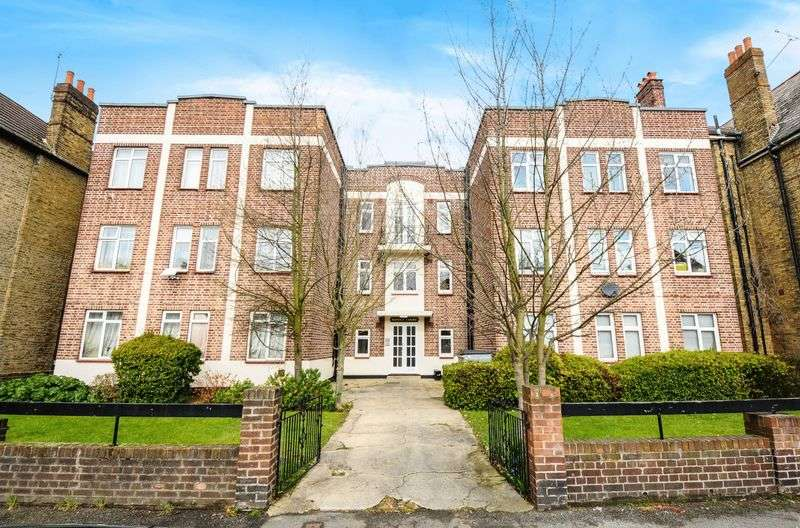 1 Bedroom Flat for sale in Lewin Road, Streatham SW16