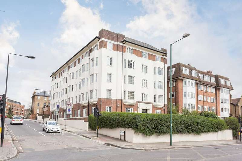3 Bedrooms Flat for sale in Shoot Up Hill, London NW2