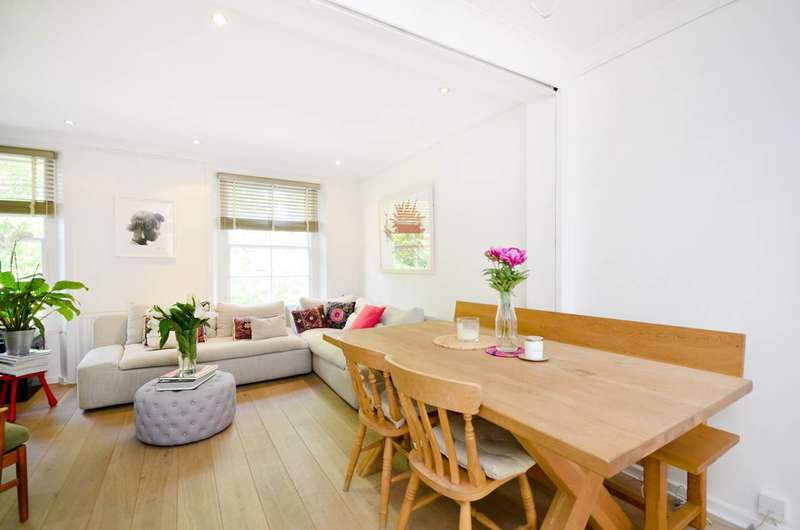 2 Bedrooms Flat for sale in Westbourne Park Road, Notting Hill, W2