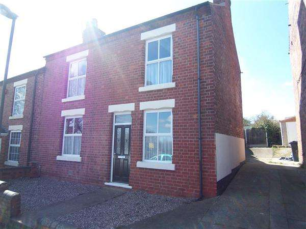 3 Bedrooms Semi Detached House for sale in Claramount Road, Heanor