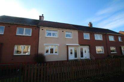 3 Bedrooms Terraced House for sale in Ballochnie Drive, Plains, North Lanarkshire