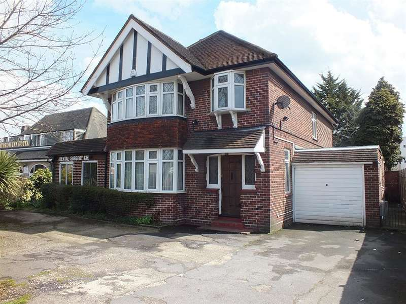 4 Bedrooms Detached House for sale in Hayes Town, Middlesex