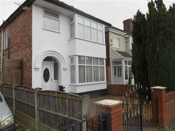 3 Bedrooms Detached House for sale in Ashborne Crescent, Liverpool