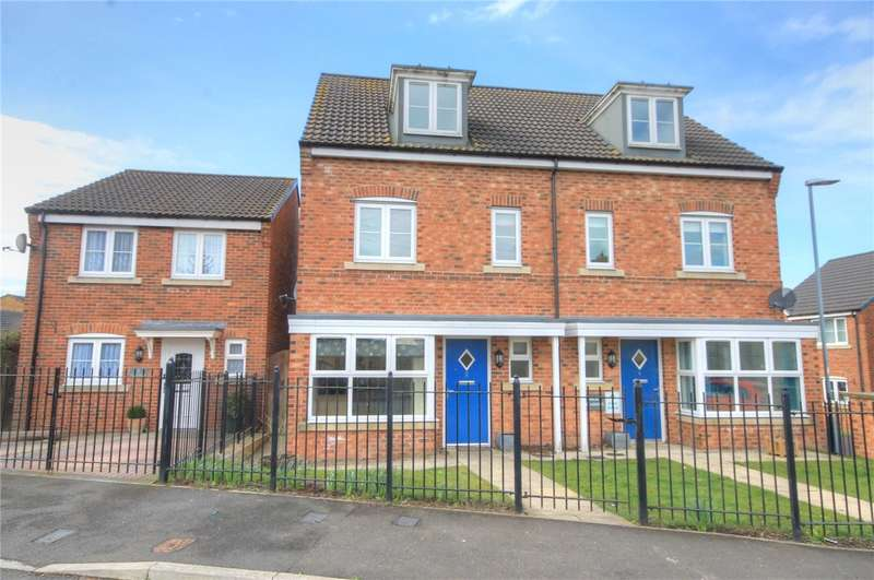 4 Bedrooms Semi Detached House for sale in Oaklands, West Kyo, Stanley, DH9