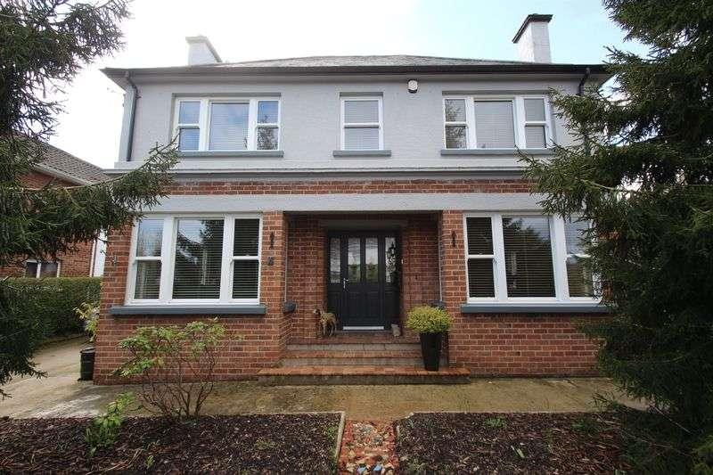 4 Bedrooms Detached House for sale in 6 Ridgeway Park South, Portadown