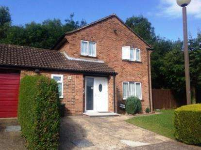 5 Bedrooms Link Detached House for sale in Germander Place, Conniburrow, Milton Keynes, Buckinghamshire
