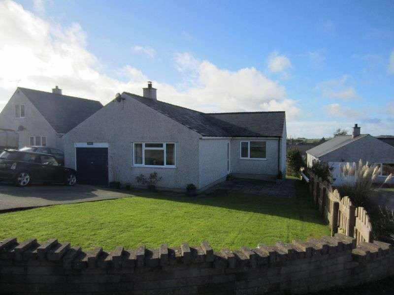 3 Bedrooms Detached Bungalow for sale in Tyn Rhos Estate, Penysarn