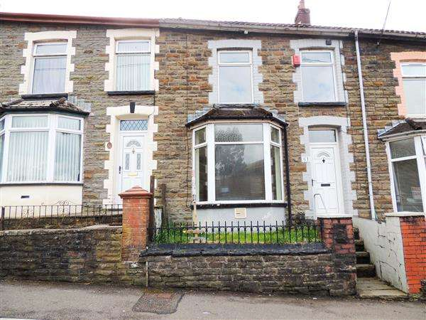 3 Bedrooms Terraced House for sale in The Avenue, Pontygwaith, Porth