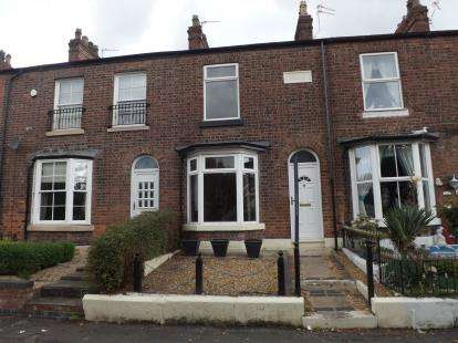 2 Bedrooms Terraced House for sale in Wash Lane, Warrington, Cheshire, WA4