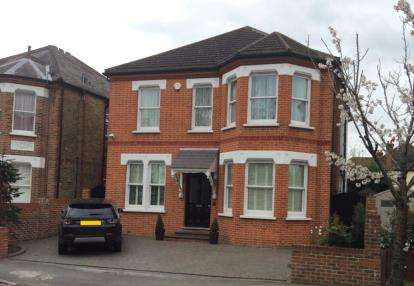 5 Bedrooms Detached House for sale in Cambridge Road, Bromley