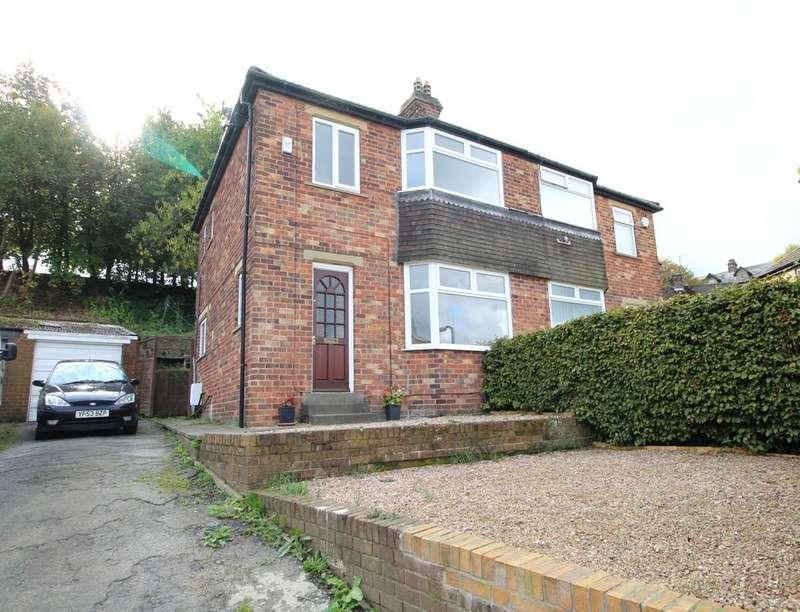 3 Bedrooms Property for sale in Mickledore Ridge, Bradford, BD7