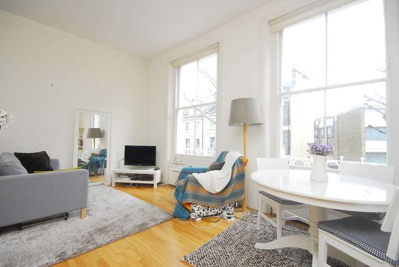 1 Bedroom Flat for sale in Ainger Road, Primrose Hill, NW3