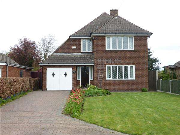 3 Bedrooms Detached House for sale in STALLINGBOROUGH ROAD, HEALING, GRIMSBY