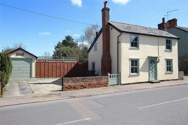 3 Bedrooms Detached House for sale in Stebbing, Great Dunmow, Essex