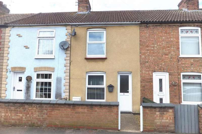 2 Bedrooms Terraced House for sale in Windmill Street, Whittlesey, Peterborough, Cambs