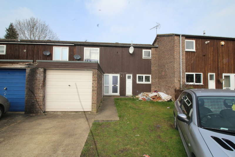 3 Bedrooms Terraced House for sale in Mewburn, Bretton, Peterborough, PE3 8SG