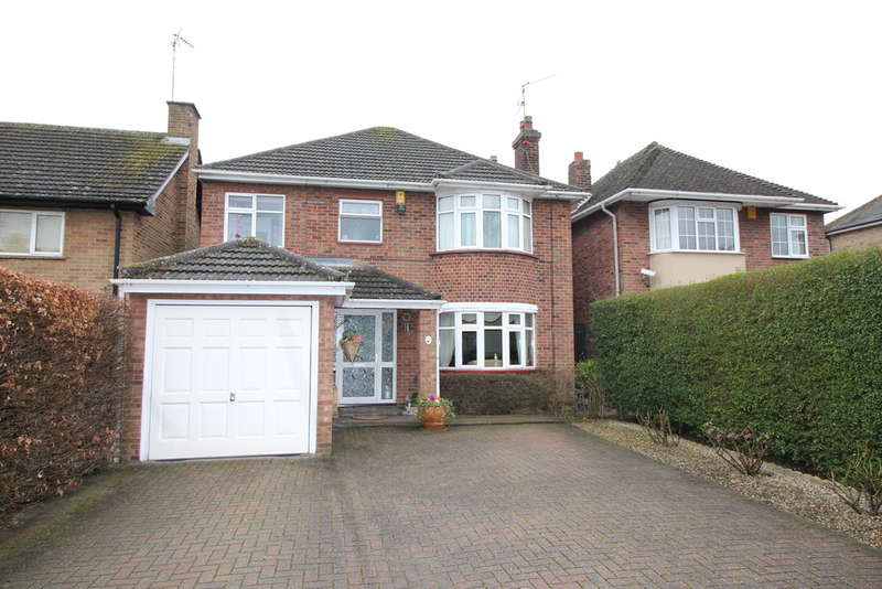 4 Bedrooms Detached House for sale in Oundle Road, Orton Longueville, Peterborough, PE2 7DJ