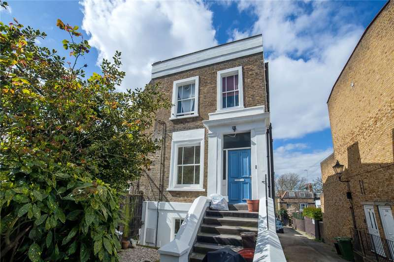 2 Bedrooms Apartment Flat for sale in Torriano Cottages, Kentish Town, London, NW5