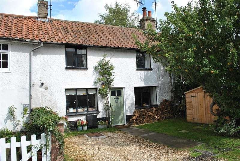 2 Bedrooms Terraced House for sale in High Street, Harston