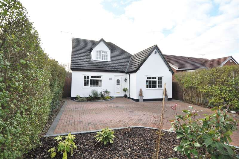 4 Bedrooms Detached Bungalow for sale in Ditton Lane, Moreton, Wirral