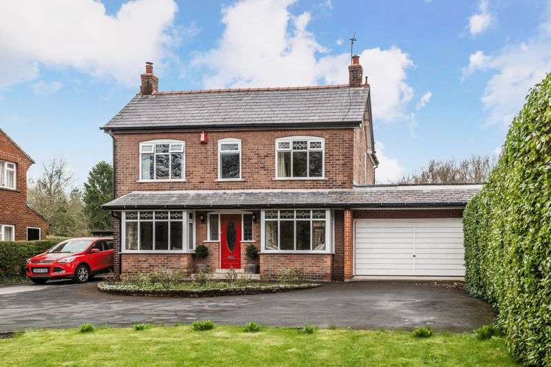 4 Bedrooms Detached House for sale in Liverpool Road, Rufford