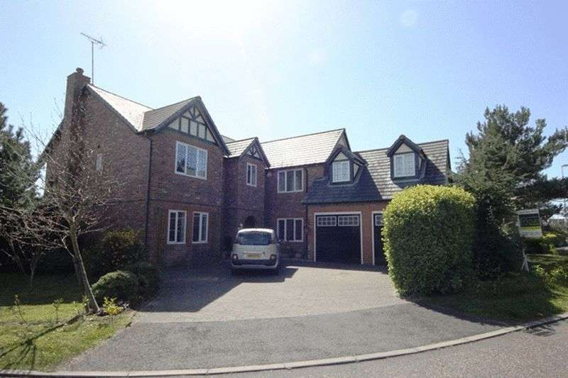 5 Bedrooms Detached House for sale in Heatherleigh, Caldy, Wirral