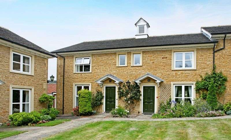 2 Bedrooms Cottage House for sale in Ashcombe Court, Ilminster