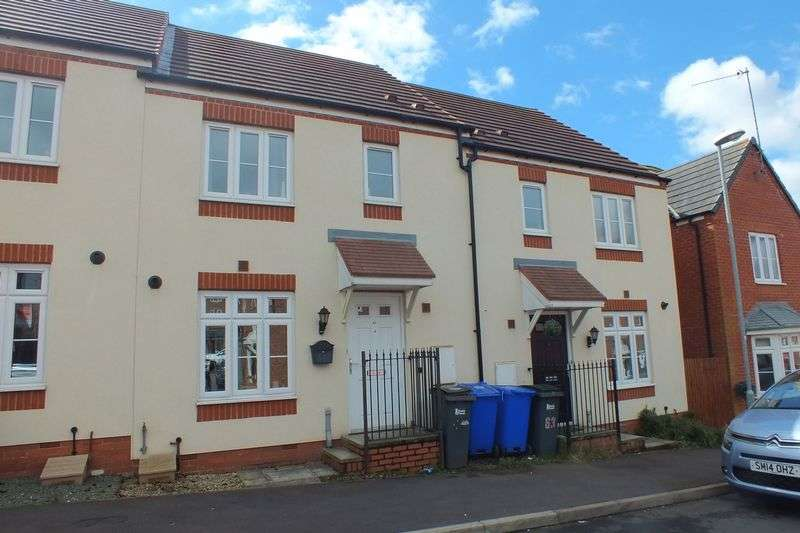 3 Bedrooms House for sale in Burtree Drive, Norton, Stoke-On-Trent