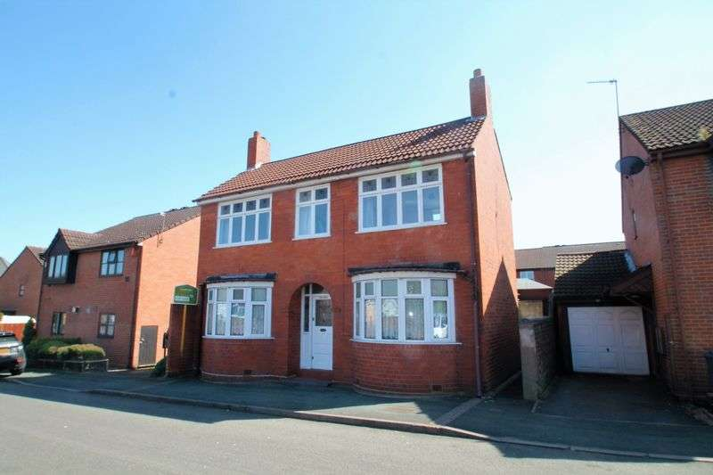 2 Bedrooms Detached House for sale in Neptune Street,Tipton