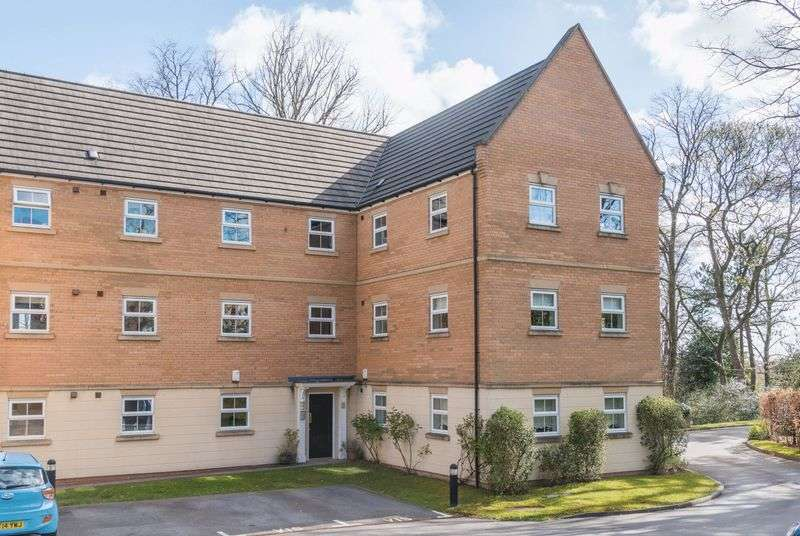 2 Bedrooms Flat for sale in Glenwood Drive, Wadsley Park Village - Larger Than Average - NO CHAIN