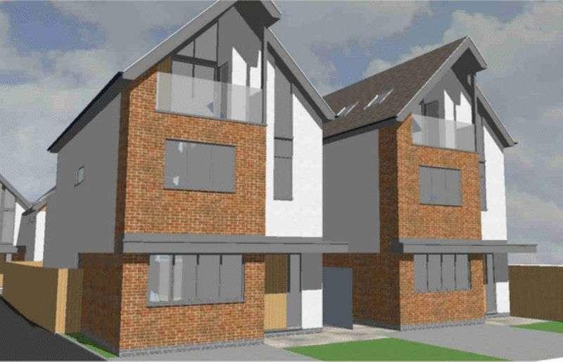 4 Bedrooms Detached House for sale in BLAGREAVES LANE, LITTLEOVER.