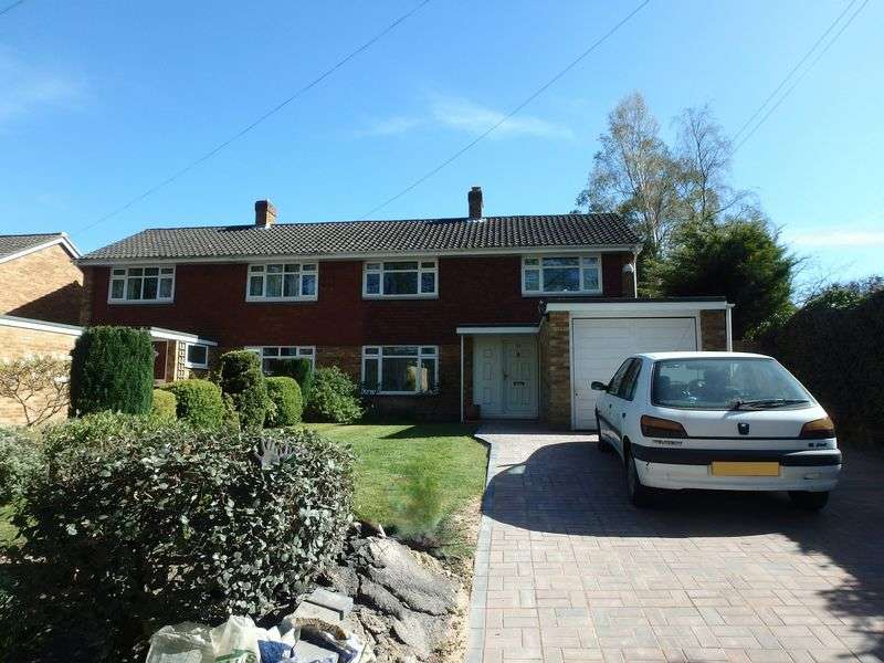 4 Bedrooms Semi Detached House for sale in Treadwell Road, Epsom
