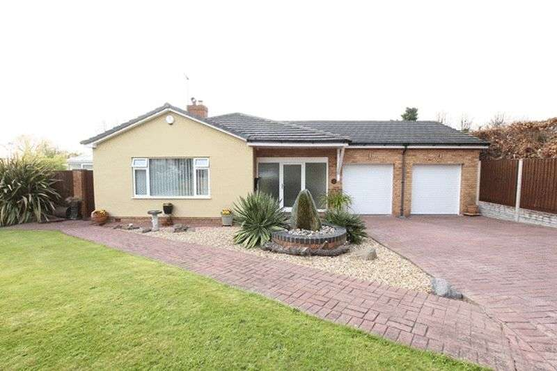 3 Bedrooms Detached Bungalow for sale in Ringwood, Oxton Wirral