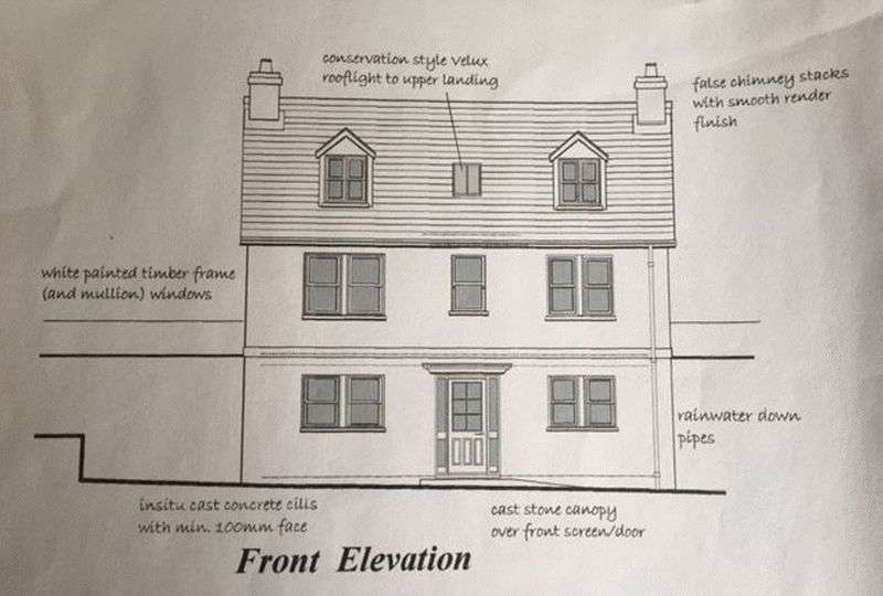 Land Commercial for sale in Goedwig Terrace, Goodwick