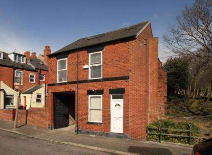 5 Bedrooms Detached House for sale in Herschell Road, Sheffield