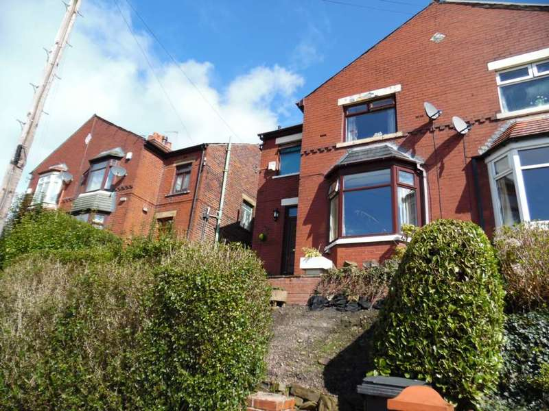 3 Bedrooms Semi Detached House for sale in High Barn Road, Royton