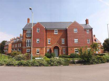 1 Bedroom Flat for sale in Queen Elizabeth Drive, Swindon, Wiltshire