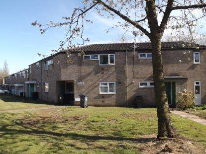 1 Bedroom Flat for sale in Gorsly Piece, Quinton, Birmingham, West Midlands
