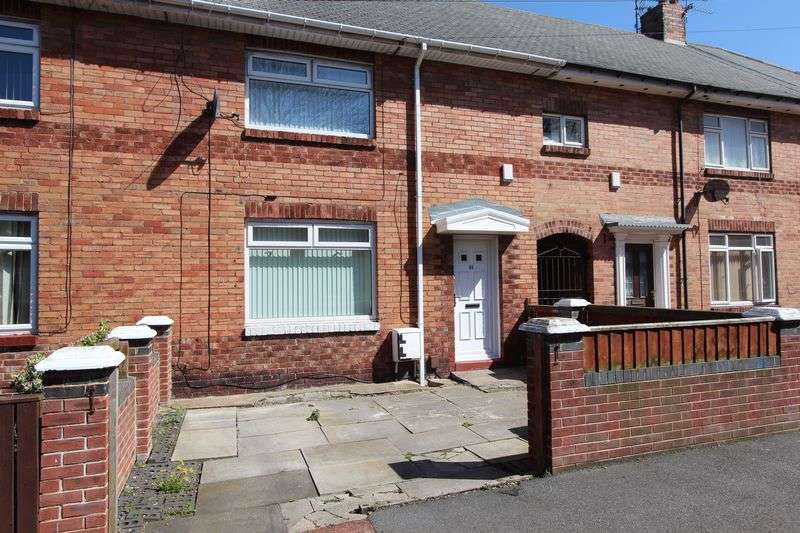 3 Bedrooms Terraced House for sale in Balmoral Terrace, Grangetown, Sunderland