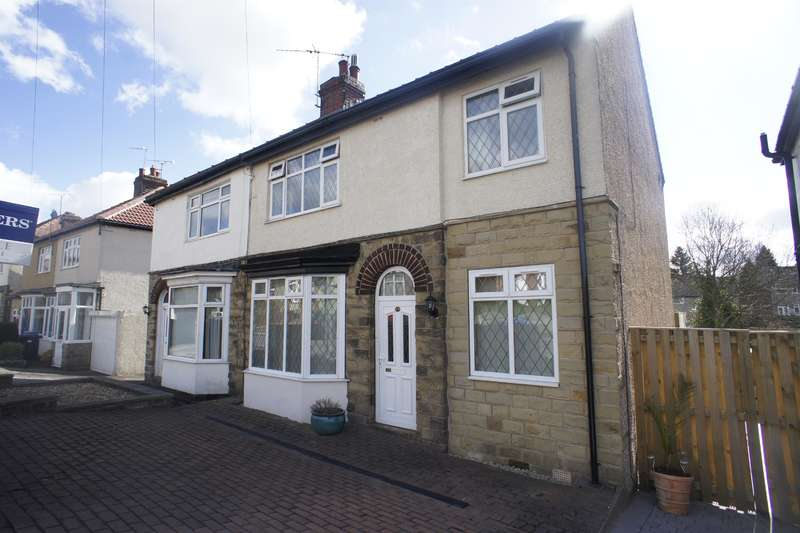 3 Bedrooms Semi Detached House for sale in Westwick Road, Greenhill, Sheffield S8 7BT