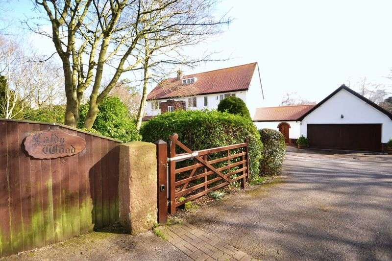 4 Bedrooms Detached House for sale in Kings Drive, Caldy