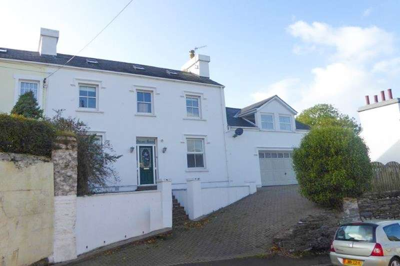 4 Bedrooms Semi Detached House for sale in Main Road, Foxdale