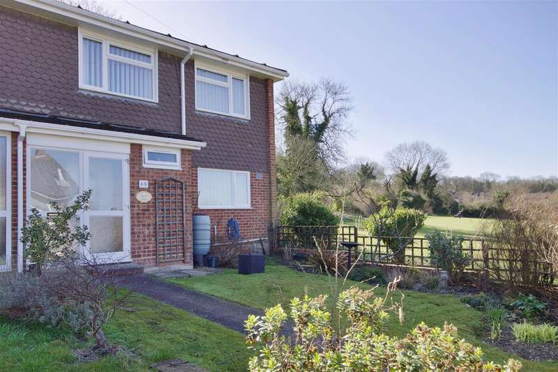 4 Bedrooms End Of Terrace House for sale in Leigh Road, Andover