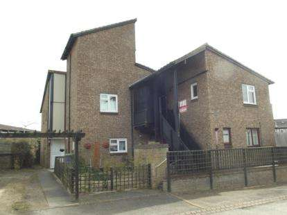 1 Bedroom Maisonette Flat for sale in Tranlands Brigg, Heelands, Milton Keynes, Buckinghamshire