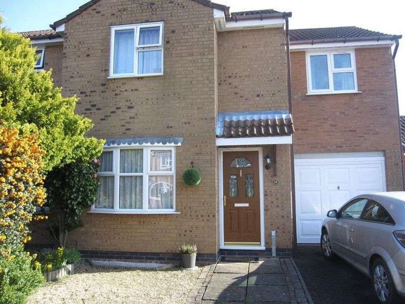 3 Bedrooms Semi Detached House for sale in Tyler Road, Leicester
