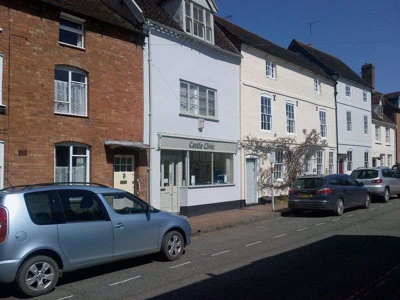 4 Bedrooms Terraced House for sale in St. Marys Street, Bridgnorth