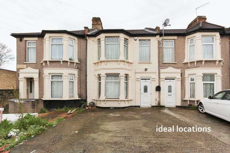 4 Bedrooms Terraced House for sale in 4 Bedroom House Richmond Road, Ilford