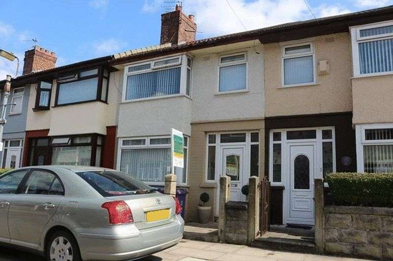 3 Bedrooms Terraced House for sale in Heliers Road, Old Swan, Liverpool, L13