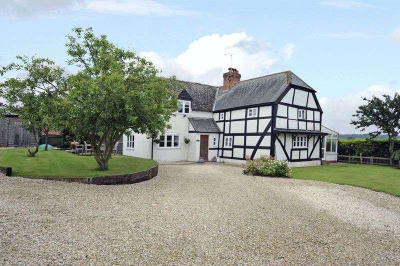 5 Bedrooms Detached House for sale in Little Witley Worcestershire